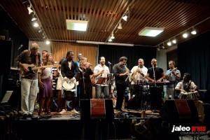 At the Bimbache Open Art Festival in El Hierro, Canary Islands (ES)