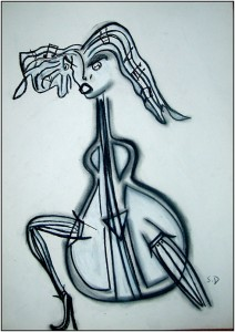 Cellist ( female )