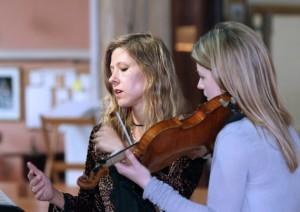 Sophie Dunér & Sarah Sexton