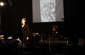 Festival de Música Contemporánea de La Plata (Buenos Aires, Argentina) Music & Art by Sophie Dunér ©