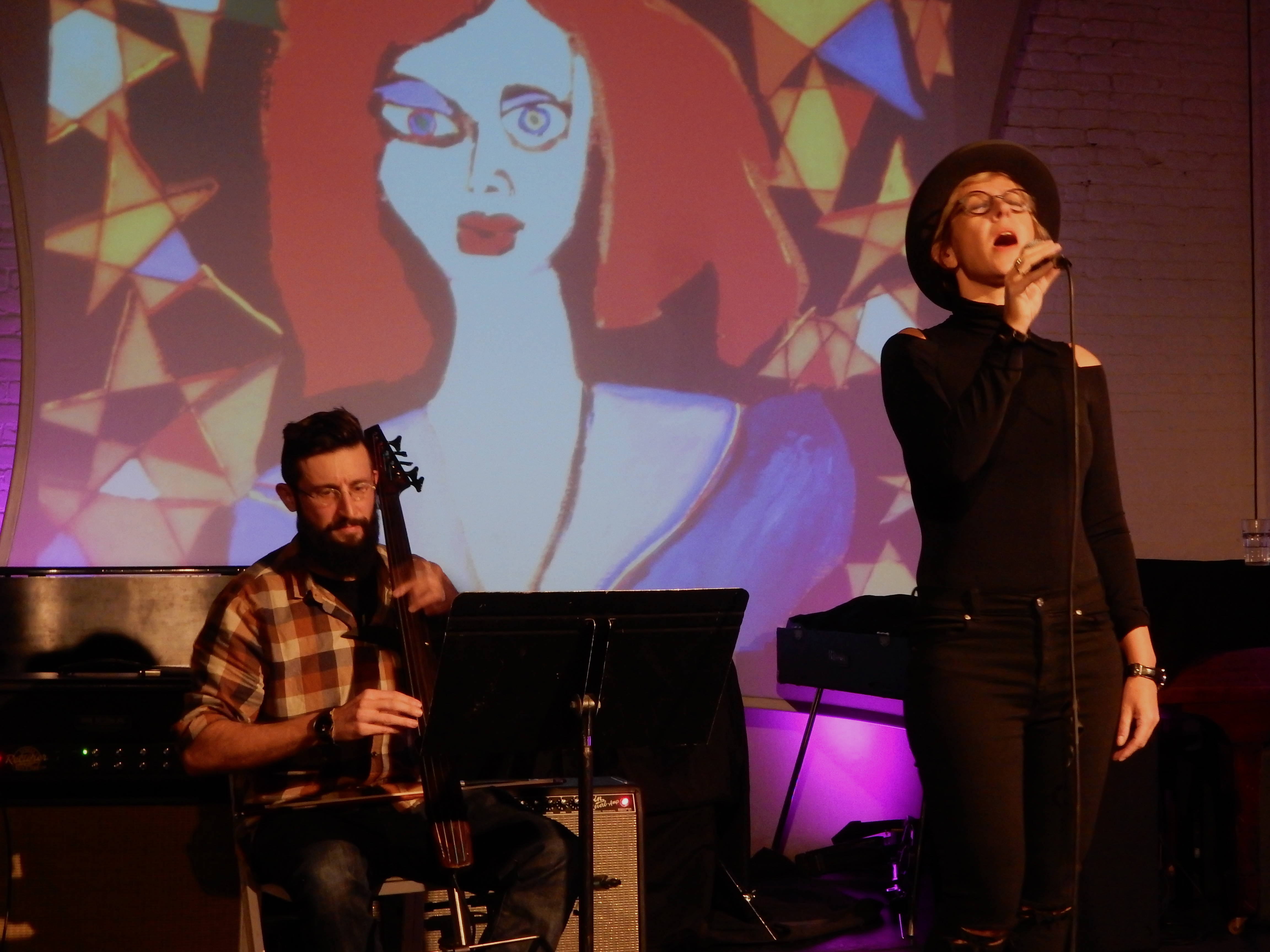 """The Girl and The Sea"" at ShapeShifter Lab in Brooklyn, N.Y"