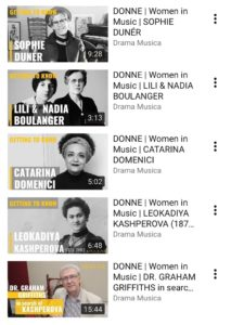 Donne - Playlist 2