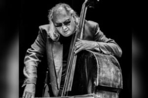 CD recording with the late great avant garde jazz bassist Dominic Duval; in N.Y